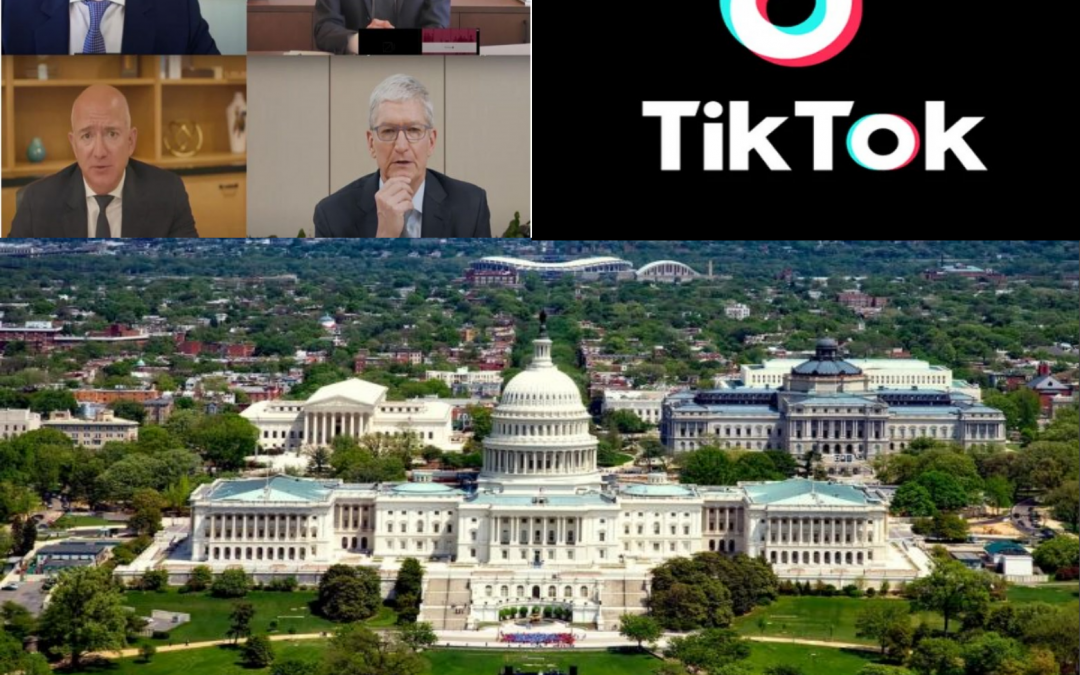 CEO Antitrust Hearings and TikTok: What Does It Mean for You?