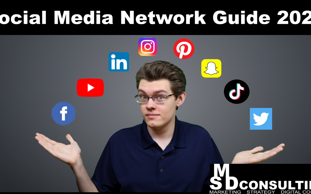 MSD Consulting Social Media Guide Blog Cover