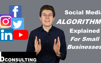 How Do Social Media Algorithms Work for Small Businesses?